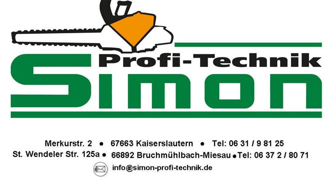 Simon-Profi-Technik